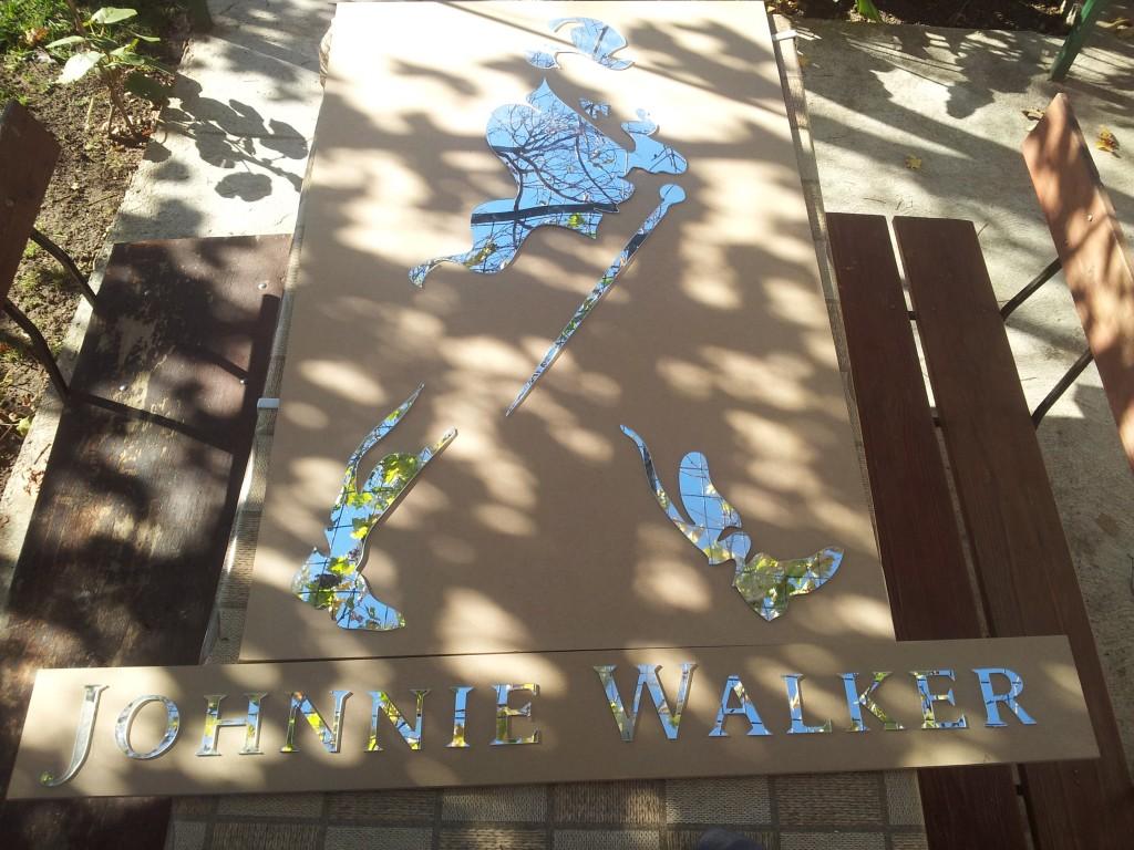 Reklama Johnnie Walker