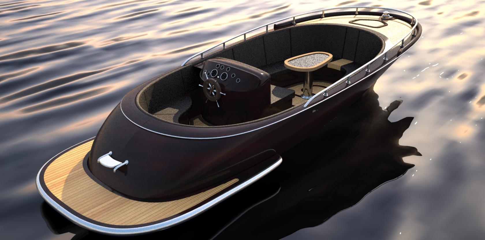 Barka boat